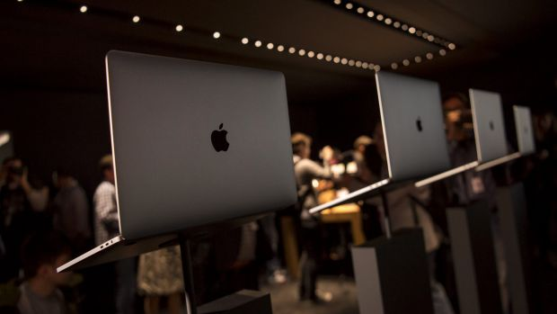 Apple is expected to introduce new versions of its laptops next month.
