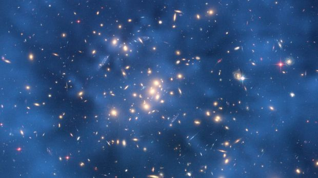 This Is The Most Accurate Map Of Universe's Dark Matter To Date