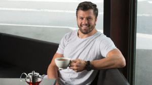 Former Brumbies and Wallabies rugby player Adam Ashley-Cooper has launched a new line of tea.
