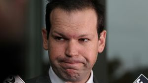 Resources Minister Matt Canavan is a Queensland senator.