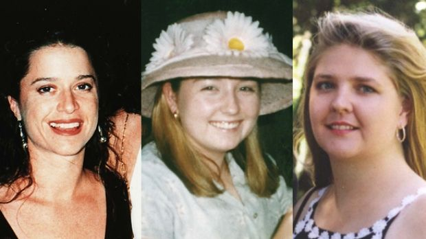 Claremont murder victims Ciara Glennon (left) and Jane Rimmer (right). Investigations into the disappearance of Sarah ...