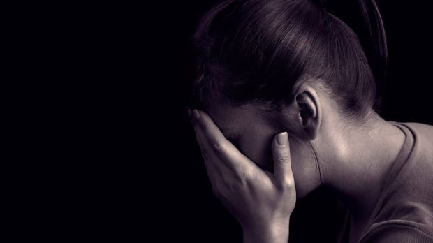 A survey found 40 per cent of women had been diagnosed with depression or anxiety.