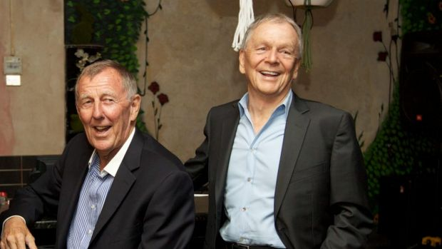 John Singleton and Geoff Dixon, along with Mark Carnegie, have built up the Australian Pub Fund over about six years.