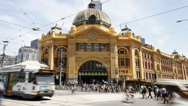 The Melbourne Express blog is your morning primer (this isn't the Mystery Melbourne... that would be way too easy)