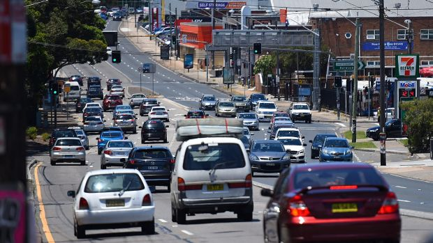 The state budget will include $123 million to revitalise neighbourhoods along Parramatta Road.
