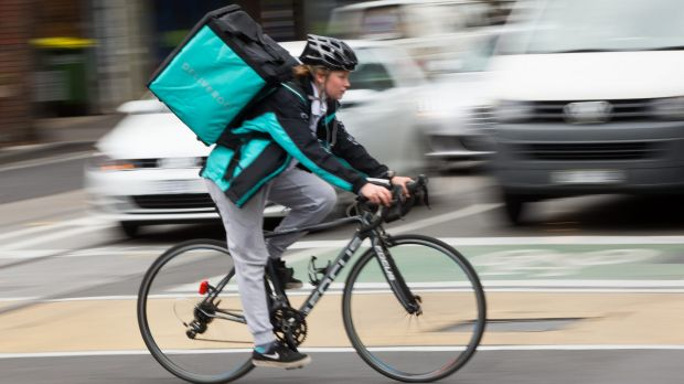 Deliveroo: The school canteen of 2017?