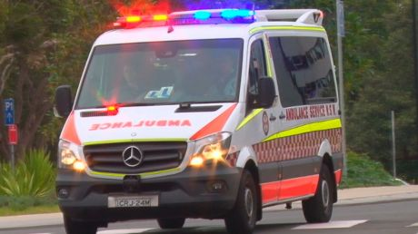 The ambulance median response time for emergency category patients is 7.5 minutes, but some patients are still waiting ...