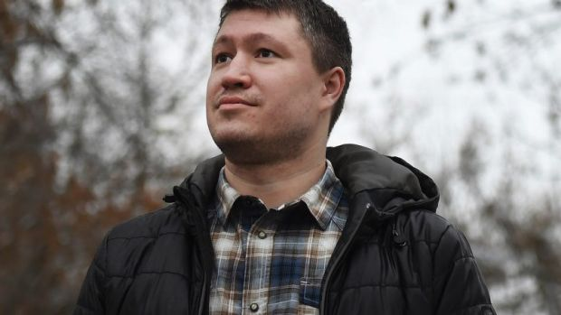 Dmitri Artimovich, who says he was offered a chance to work as a hacker for the Russian government while awaiting trial.