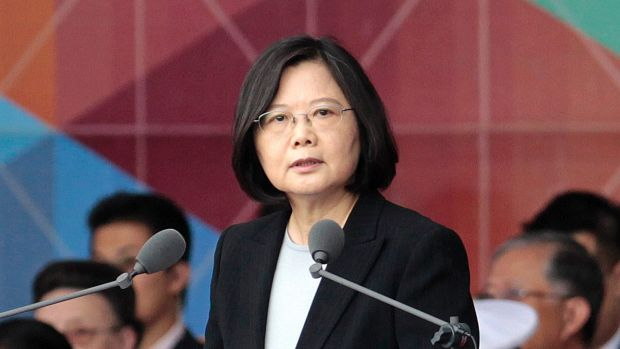 Taiwan premier's resignation puts spotlight on China ties