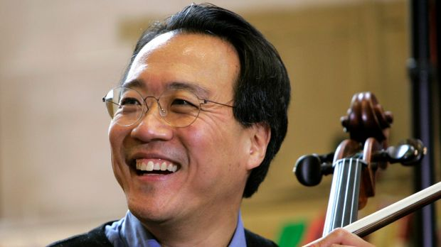 Cellist Yo-Yo Ma has the remarkable ability to move between many musical traditions without abandoning any of them.