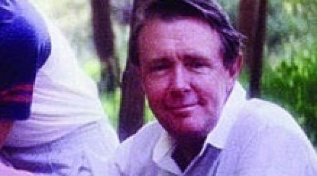 Justice Richard Gee was the target of a bomb blast that flattened his home in March 1984.