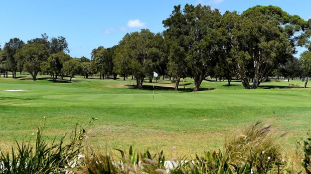 The Kogarah Golf Club will be relocated to the other side of the M5 motorway under a $100 million redevelopment proposal ...