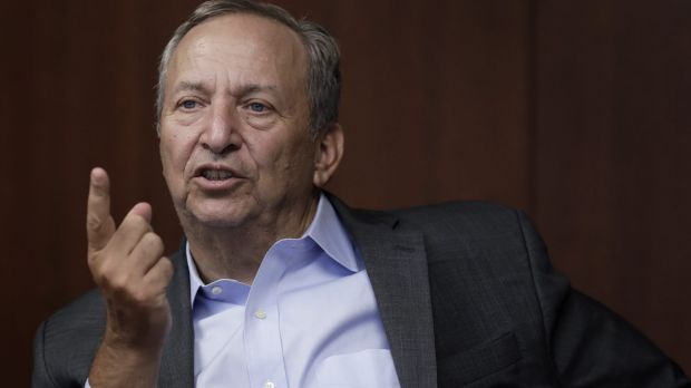Lawrence Summers thinks the natural interest rate has dropped to minus 3 per cent in his grim vision of secular stagnation.
