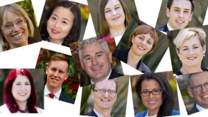 There are 12 new faces in the ACT Legislative Assembly.