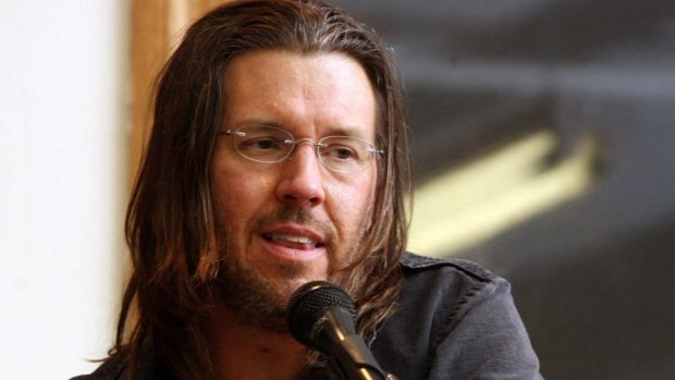 string theory an essay by david foster wallace