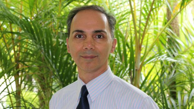 Saeed Fassaie  was concerned his change of name would confuse  colleagues and clients.