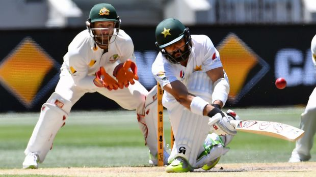 Pakistan Test captain Misbah-ul-Haq at the MCG in December, is planning to quit international cricket.