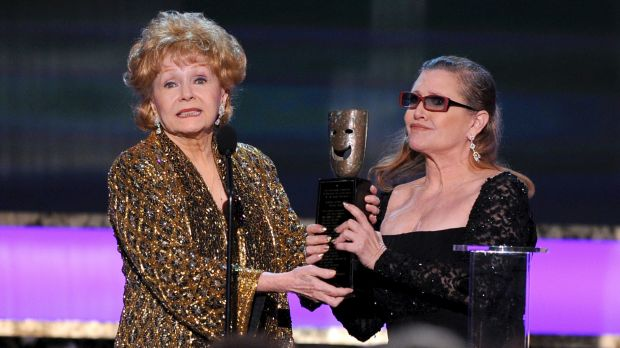 Fisher's mother Debbie Reynolds died shortly after her daughter's death.