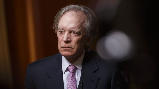 "Bill Gross: ""Our highly levered financial system is like a truckload of nitroglycerin on a bumpy road."""