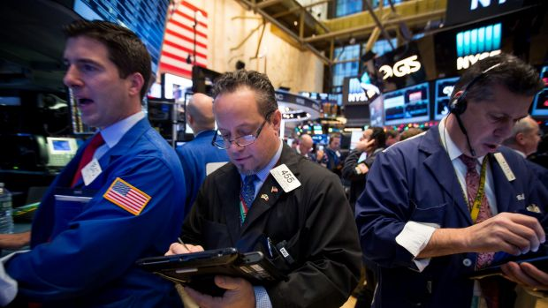 It's been a crazy two months on the floor of the New York Stock Exchange since Donald Trump's  election.