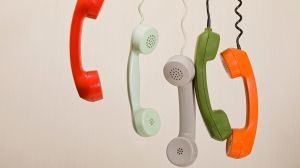Most of us may as well hang up the landline for good.