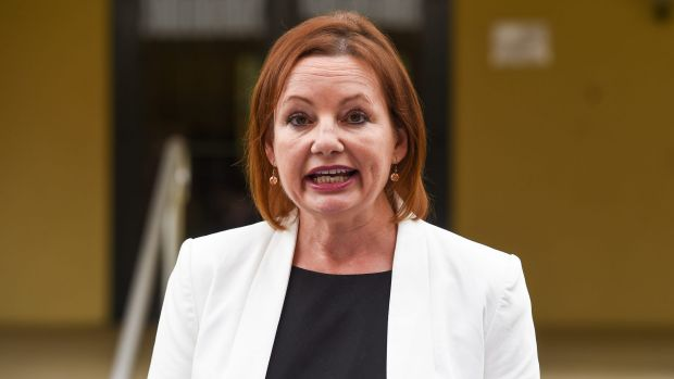 Sussan Ley has resigned from the ministry.