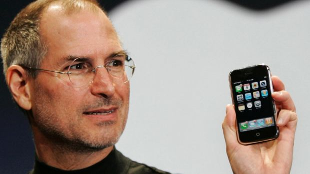 Apple CEO Steve Jobs believed in intellectual property rights.
