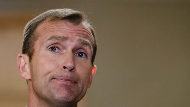 "NSW Education Minister Rob Stokes takes aim at politicians ""wilfully ignoring empirical evidence and expert advice"" on ..."