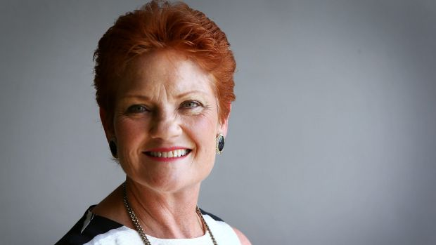 Australia is unlikely to go down the US path and put Pauline Hanson in the Lodge.