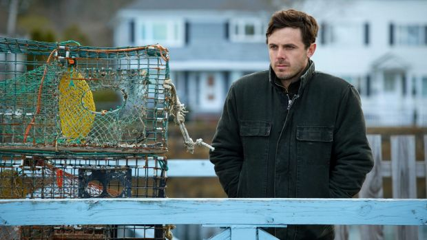 Casey Affleck in <i>Manchester by the Sea</i>.