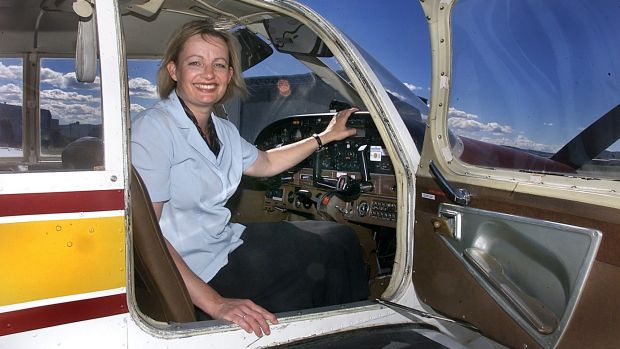 Sussan Ley was caught up in a travel expense scandal.