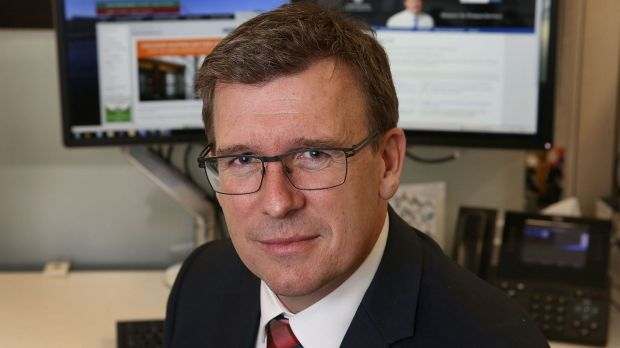 Human Services Minister Alan Tudge.
