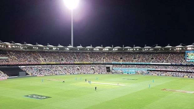 "The Gabba, usually full of cricket or AFL fans, will host ""the biggest events we've ever had to deal with"" in terms of ..."