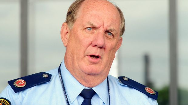 """NSW Police Assistant Commissioner Denis Clifford said he was """"extremely disappointed"""" to hear of the cancellation of the ..."""