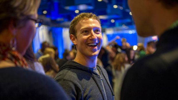 Facebook CEO Mark Zuckerberg is the face of the 1981-1984 generation.