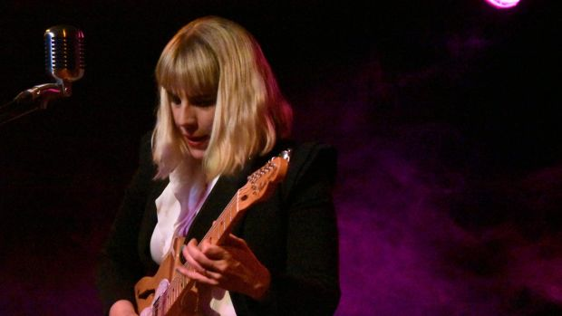 Jazz guitarist Jess Green will be starting this year's Jazz at the Gods season.