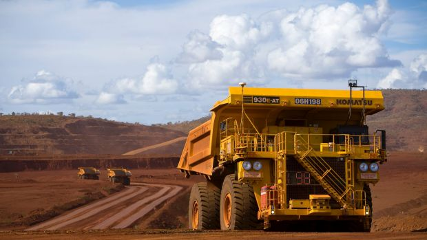 Rio Tinto's first-half profit jumps 93 per cent to $4.1b