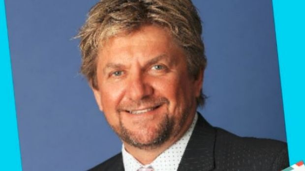 Former One Nation candidate Peter Rogers.