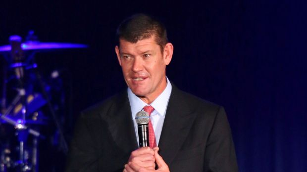 Officially, James Packer has no role in Ellerston's investment decisions.
