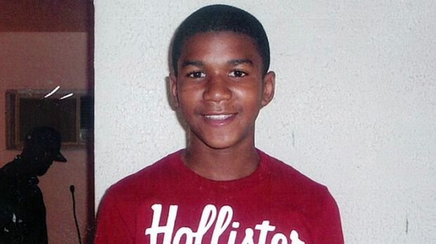 A family photo shows Trayvon Martin, slain in Sanford, Florida on February 26, 2012.
