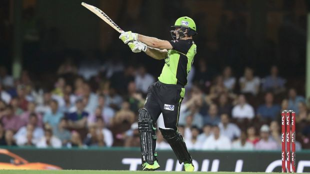Cricket ACT boss Cameron French believes Sydney Thunder are well positioned to play a fixture in Canberra next summer.