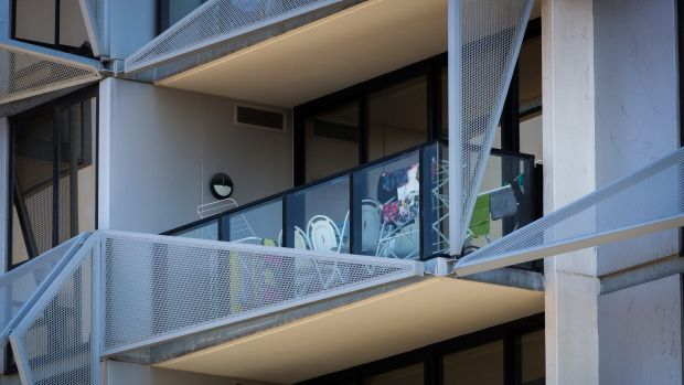 Melbourne's Lacrosse tower could just be one of many buildings across Australia with non-compliant cladding, a senior ...