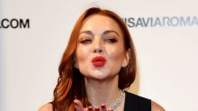 Lindsay Lohan says she will share exclusive content and her breaking news with fans before anyone else through a new website.