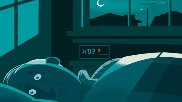 Insomnia is often overlooked during routine checkups, which not only diminishes the quality of an older person's life ...