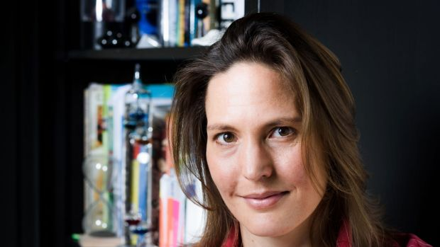 English bubble physicist, author and BBC science presenter Helen Czerski.