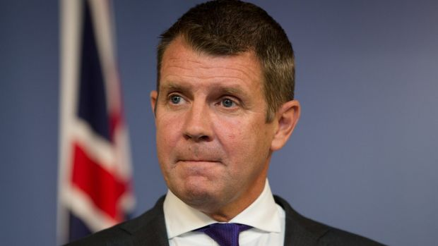 Mr Baird previously worked for NAB during a banking career prior to entering politics.