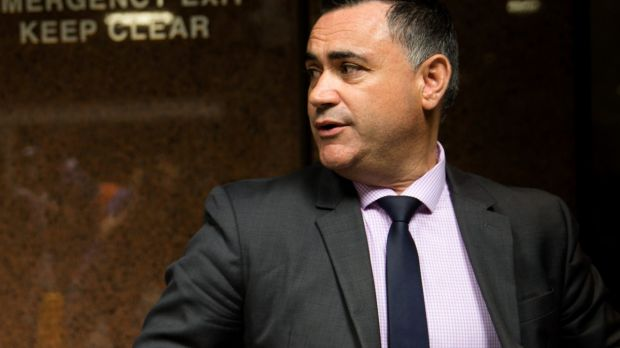 John Barilaro's seat of Monaro is in line for seven projects.