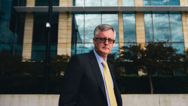 Department of the Prime Minister and Cabinet secretary Martin Parkinson is the highest paid secretary in Canberra, ...