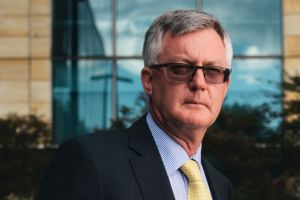 $880,000 man: Secretary of the Department of the Prime Minister and Cabinet Martin Parkinson.