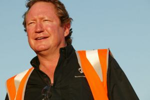 Andrew Forrest's Fortescue Metals Group has recorded net profit after tax of $US2.1 billion for fiscal 2017.